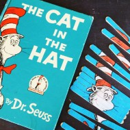 Easy DIY Dr. Seuss Puzzle
