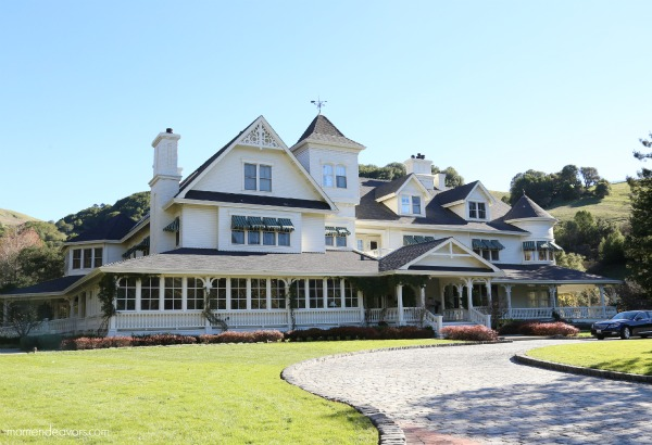Iconic Main Skywalker Ranch House