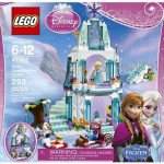 LEGO Disney Frozen Castle Set