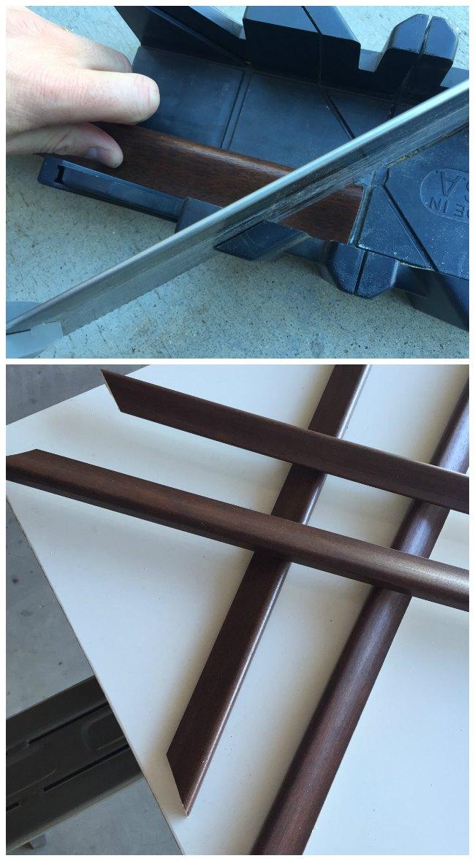 Making a custom frame