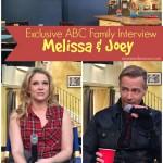 Melissa & Joey ABC Family Interview