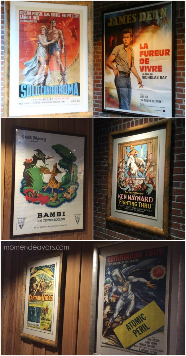 Movie Posters at Skywalker Ranch