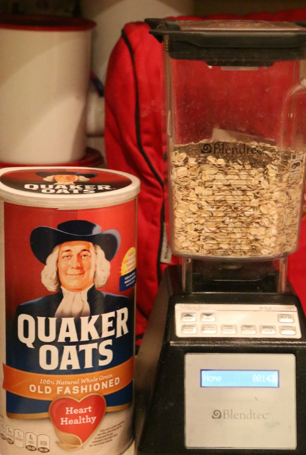 Old Fashioned Quaker Oats Famous Oatmeal Cookies - Recipe 90