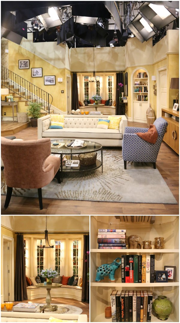 Set of Melissa & Joey