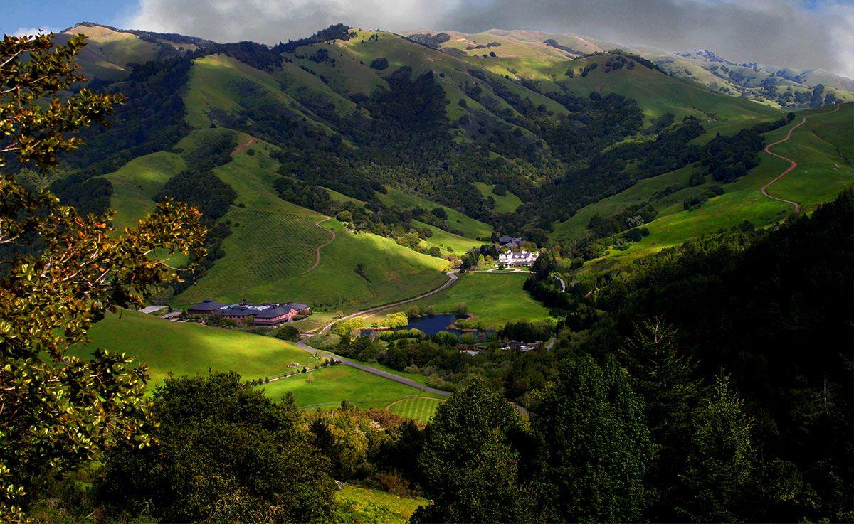 Skywalker-Ranch-Lucas-Films-Marin-County-CA