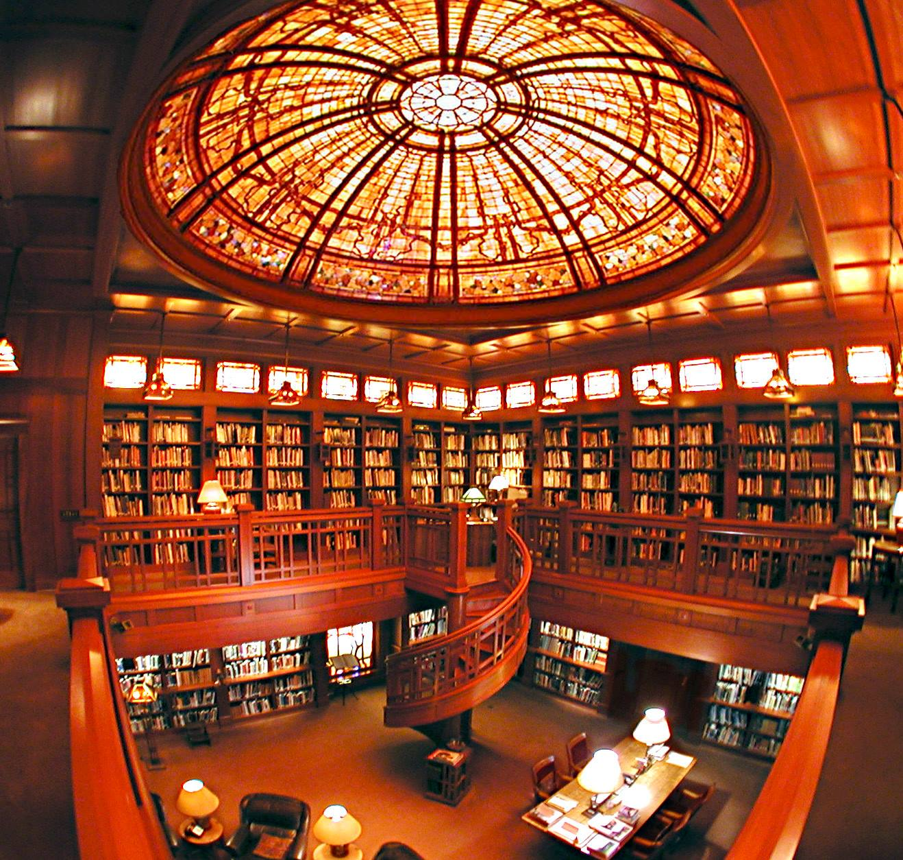 Skywalker Ranch Lucas Research Library