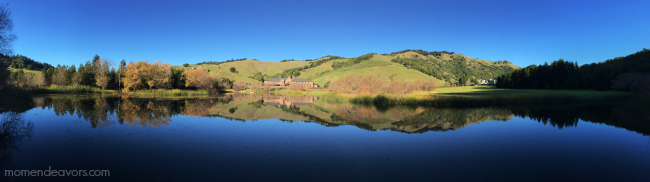 Skywalker Ranch Panoramic