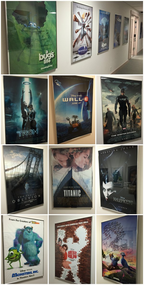 Skywalker Sound Movie Posters