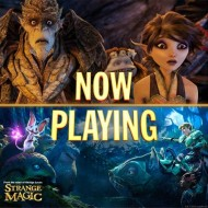 Strange Magic Movie Review – A Musical Love Story
