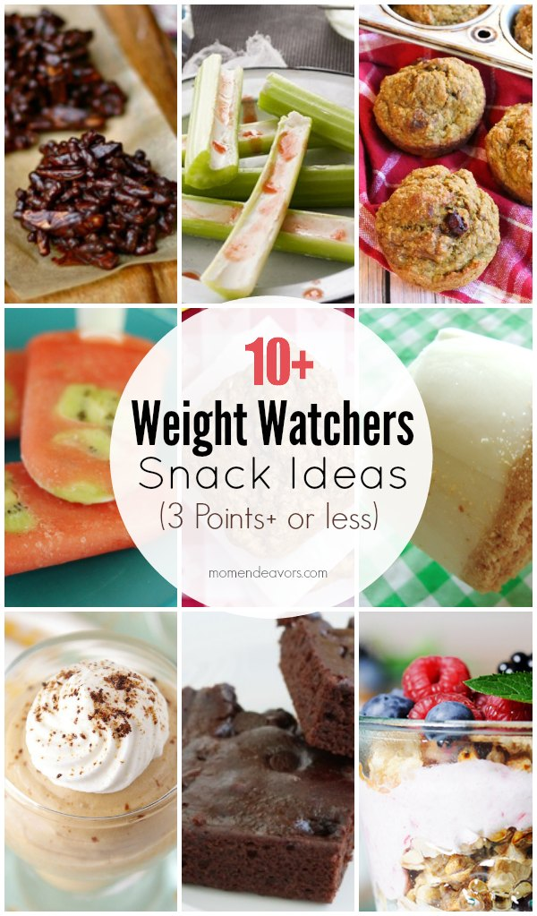 Weight Watchers Snack Ideas