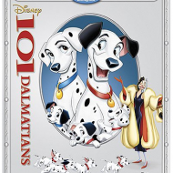 Disney's 101 Dalmatians: Diamond Edition Blu-Ray DVD!