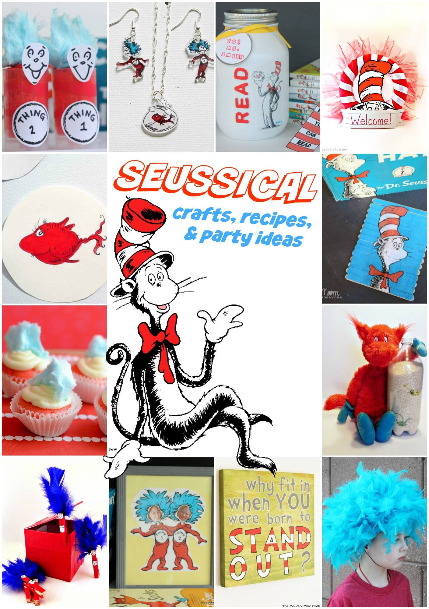 Dr Seuss Fun Food Recipe Healthy