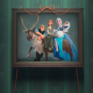 Disney's Frozen Fever Animated Short Images & Featurette
