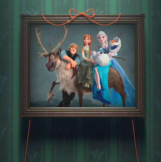 Frozen Fever Animated Short
