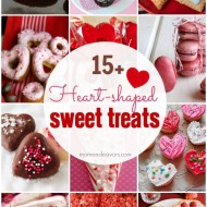 15+ Heart-Shaped Valentine's Day Desserts