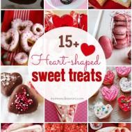 15+ Heart-Shaped Valentine's Day Desserts