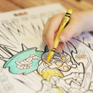 Fun Kid Activity – 4D Crayola Color Alive