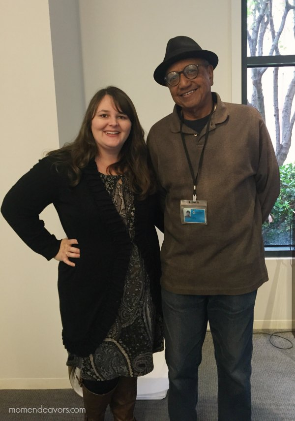 Meeting Floyd Norman