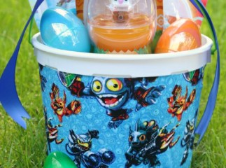 DIY Skylanders Easter Basket