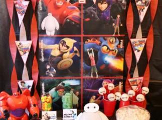 Disney Big Hero 6 Party