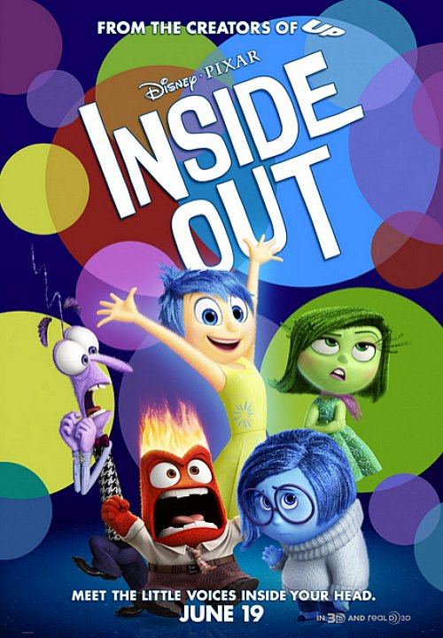 Disney-Pixar's Inside Out