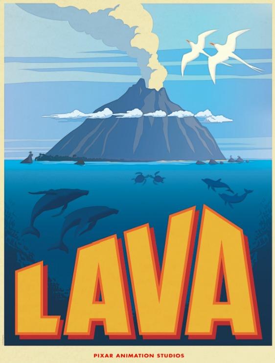Disney-Pixar's Lava