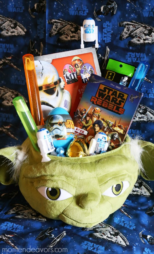 Disney Star Wars Easter Basket
