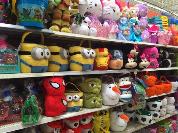 #DisneyEaster Walmart