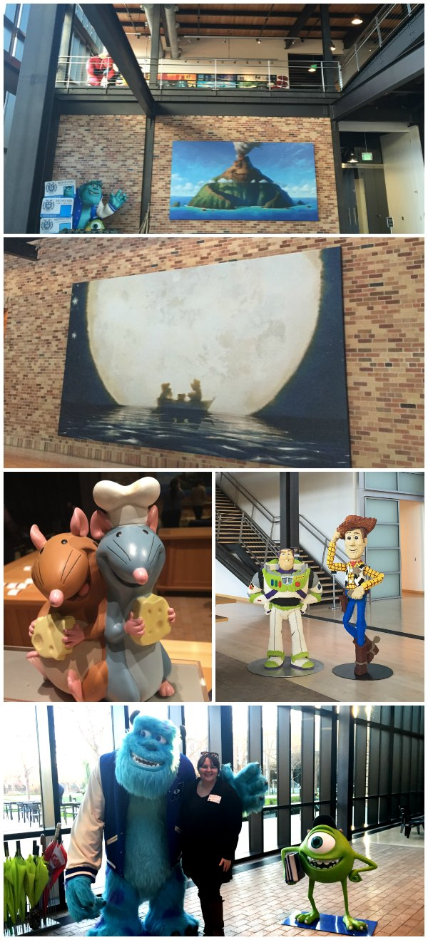 Inside Pixar Animation
