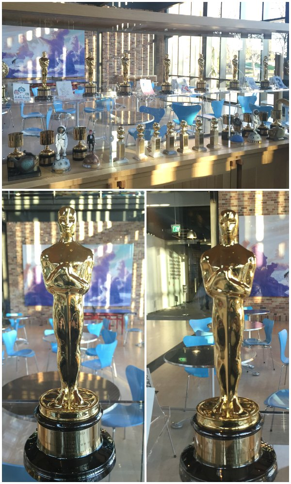 Pixar Animation Academy Awards