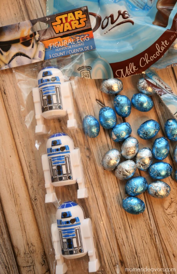 R2D2 Star Wars Easter Eggs