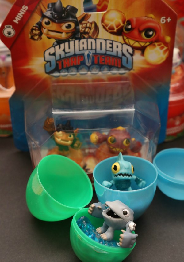 Skylanders Minis Easter Eggs