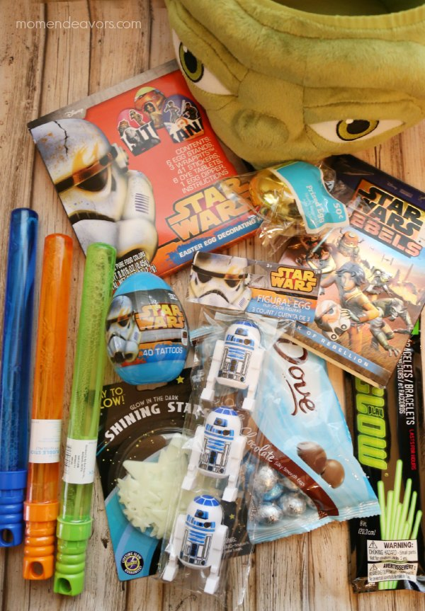 Star Wars Easter Basket Fillers