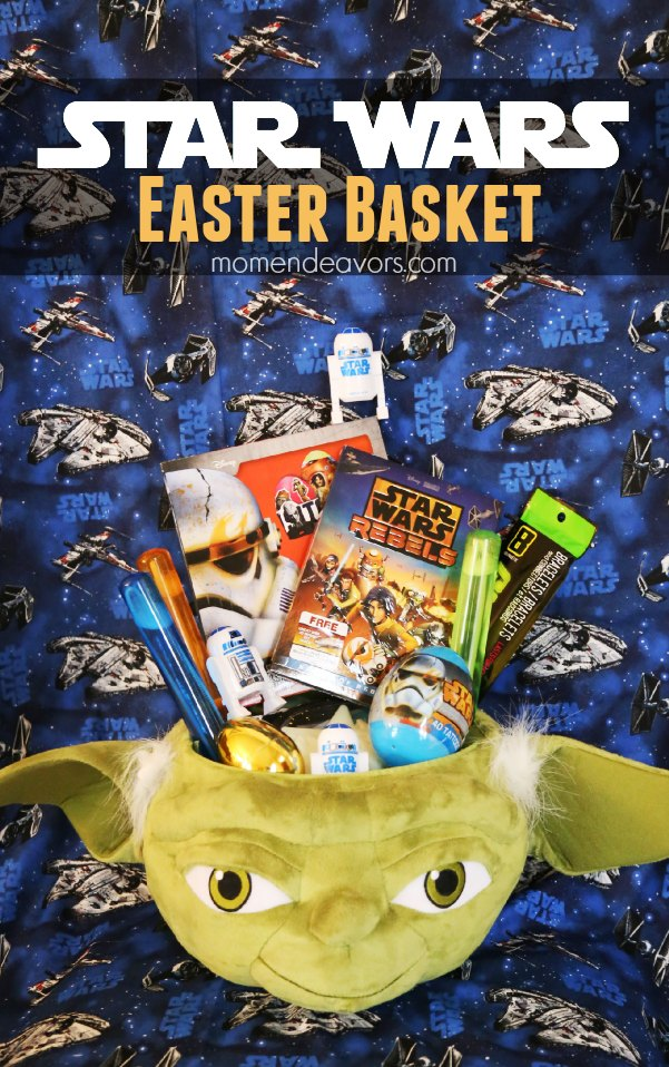 Star Wars Easter Basket