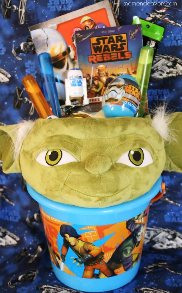 Star Wars Rebels Easter Basket