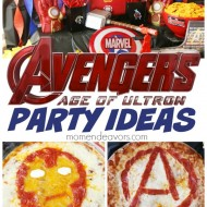 Avengers Party – Superhero Activities & Fun Food Ideas
