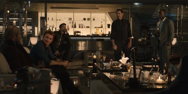Avengers2 Party Scene