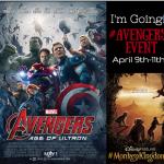 #AvengersEvent