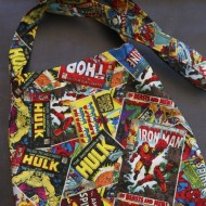 DIY Avengers Bag #AvengersEvent