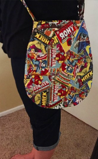 DIY Marvel Bag