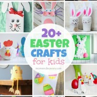 20+ Easter Crafts for Kids