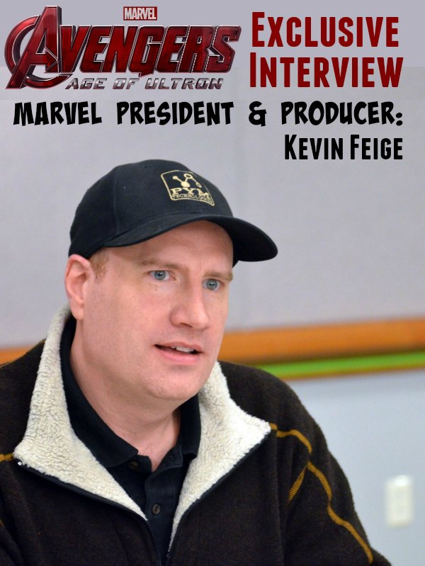 MARVEL President Interview