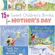 15+ Sweet Mother's Day Books
