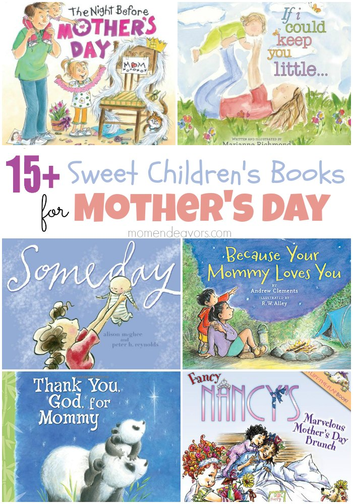 Mother's Day Children's Books
