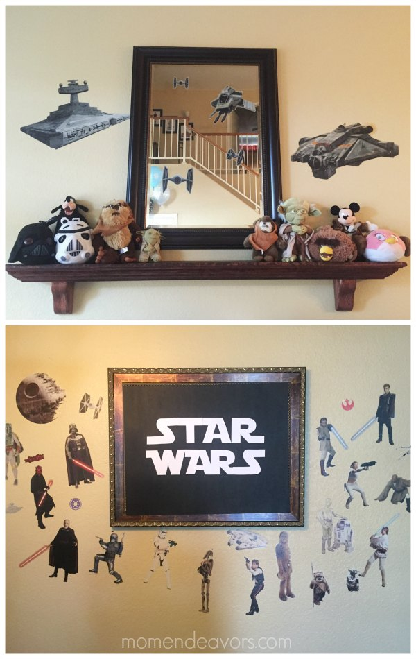 Simple Star Wars Party Decor
