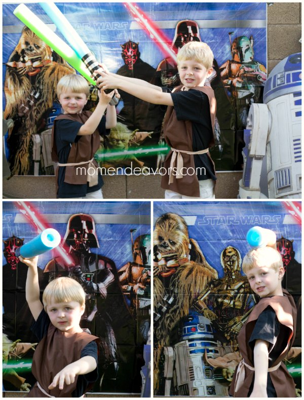 Star Wars Party _MomEndeavors