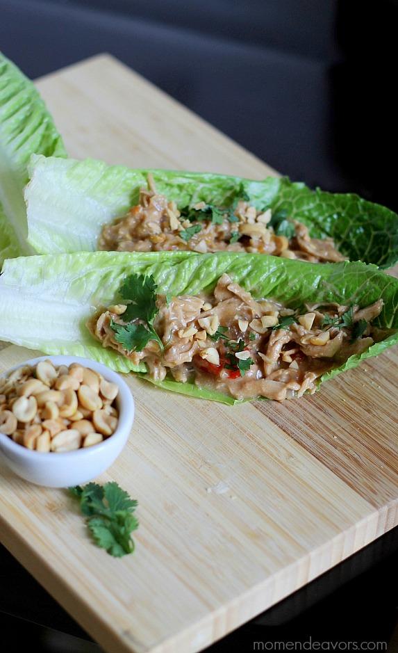 Thai Lettuc Wraps