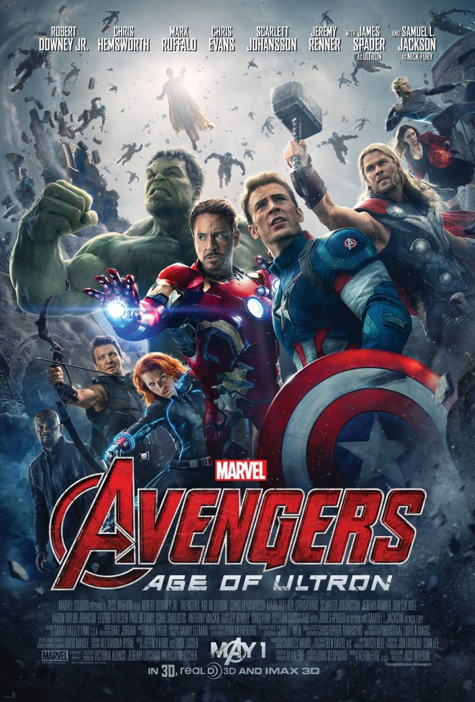 Avengers Age of Ultron FREE Printable Superhero Coloring