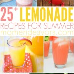 25+ Lemonade Recipes
