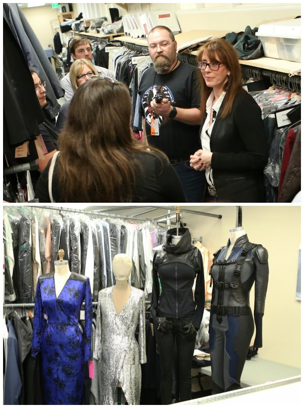 Agents of SHIELD Costume Designer